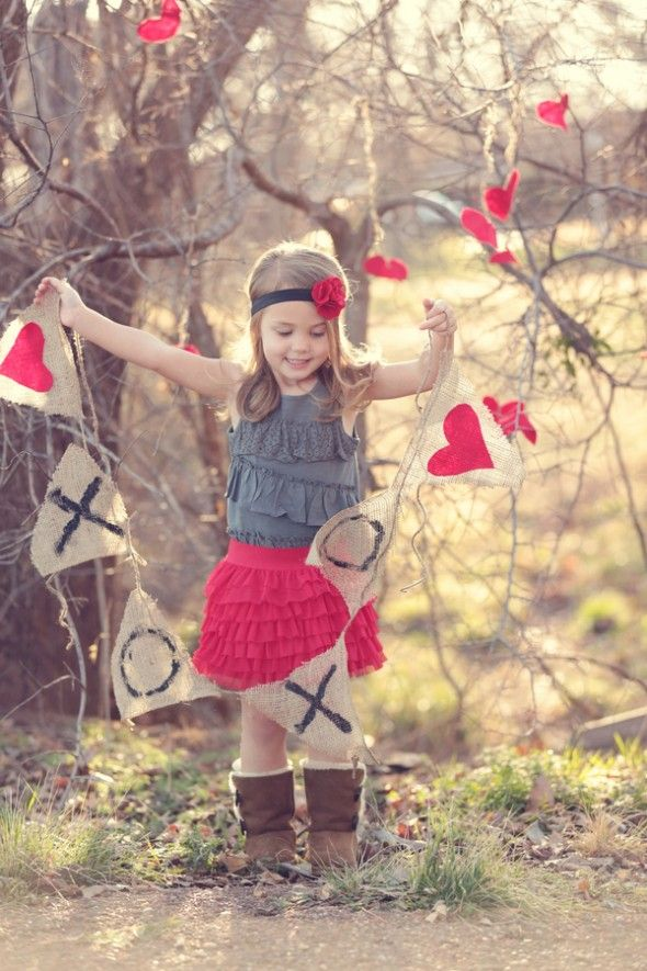 Kids valentine inspiration shoot by Shan Cunningham Photography