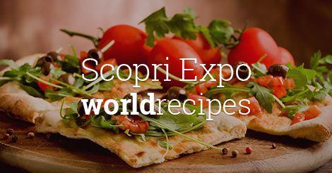 Expo worldrecipes è il volto open e partecipativo di Expo Milano 2015: un ricettario globale che valorizza le tradizioni culinarie di tutto il mondo.