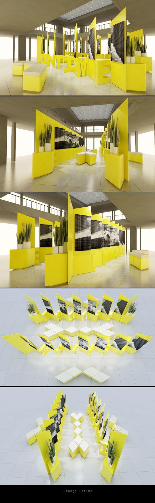 Kubik Exhibition Stand View : E ea d cce f df c fd g 픽셀 小屋