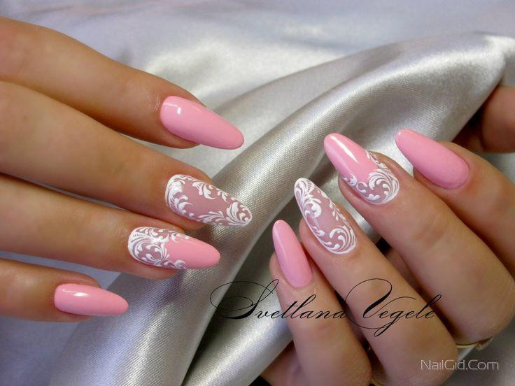 Дизайн фотогалерея ногтей