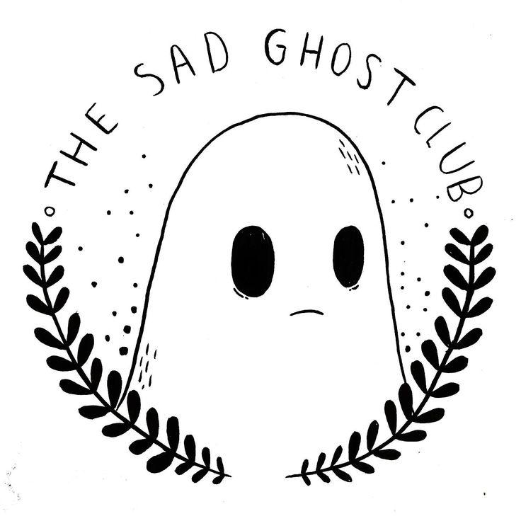 sad ghost club - Google Search