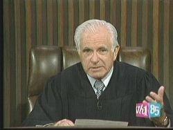 Judge Wapner:  People's Court