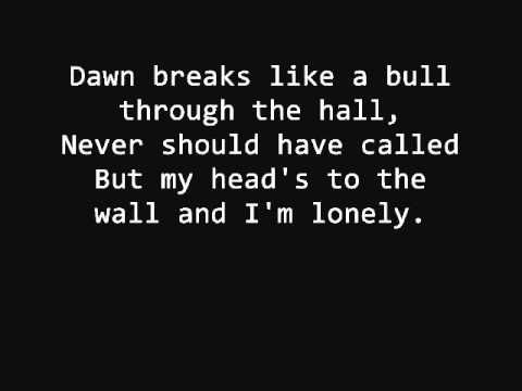The Shins - New Slang (Lyrics) You gotta hear this one song.  It will change your life I swear <3