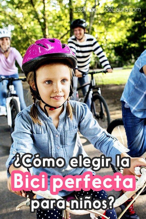¿Cómo elegir la bicicleta para mi hijo? - Las Recetas de Laura Fashion, Sons, Elegant, Moda, Fashion Styles, Fashion Illustrations
