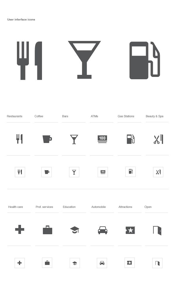 Roger Oddone - Google Local and Mobile Maps iconography