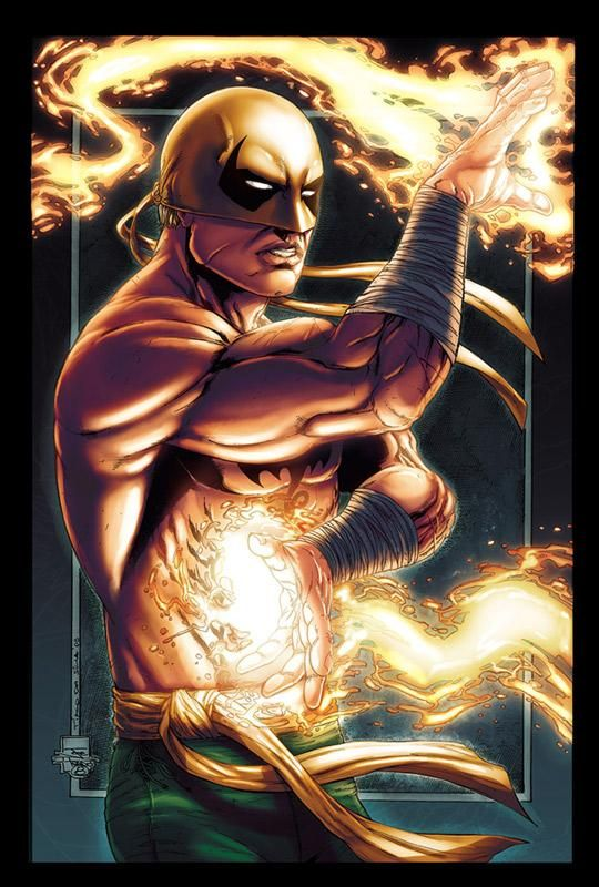 shaolin iron fist Excludes