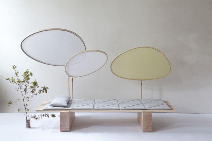 Hermes bench by Ania Rosinke