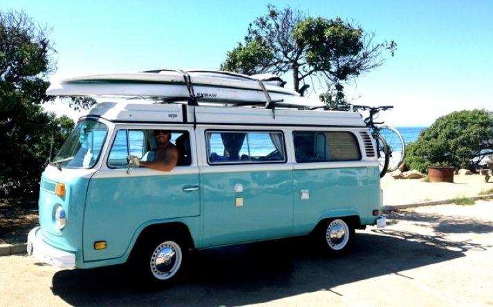 Volkswagen Camper Van Rental | VW Camper rentals California