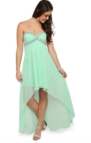 72 best images about Cute high-low dresses on Pinterest | Prom ...