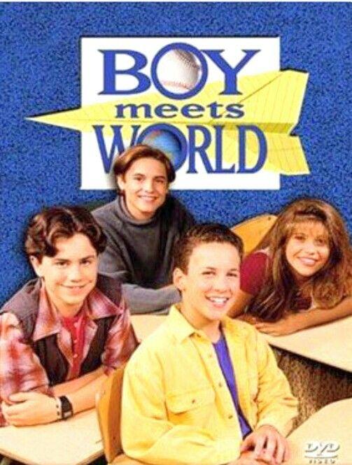 Boy Meets World #90's Tv Shows #90's kid