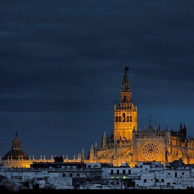 #Sevilla, #espectacular.