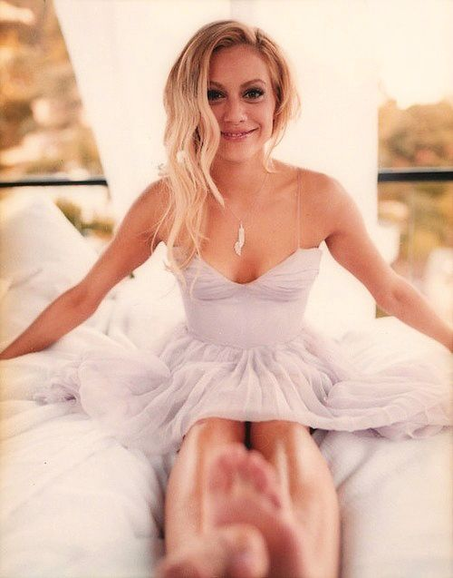Brittany Murphy.  I miss you.  :(