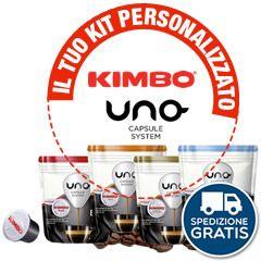 192 CAFFÈ UNO CAPSULE SYSTEM KIMBO A SCELTA