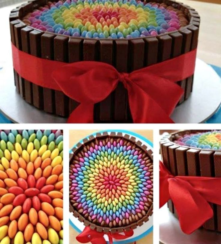 25+ best ideas about Kit kat cakes on Pinterest | Kit kat ... Smarties Ah