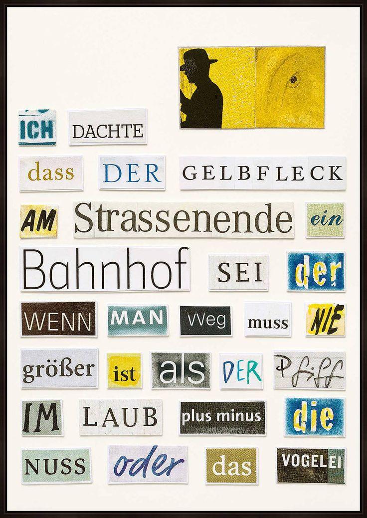 Der Pfiff im Laub - Herta Müller - Bilder, Fotografie, Foto Kunst online bei LUMAS