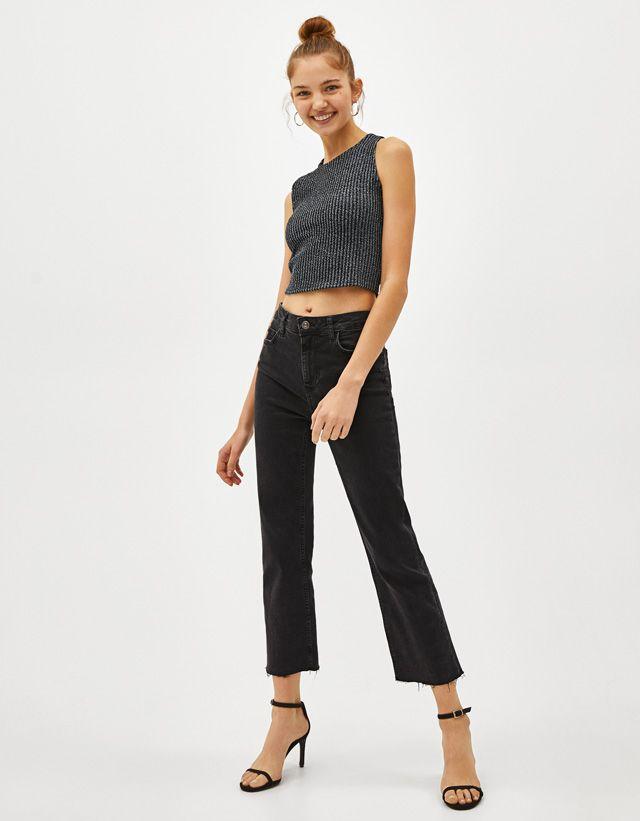 b141097866d3 New - CLOTHING - WOMEN - Bershka United States   Chelsea Does It ...