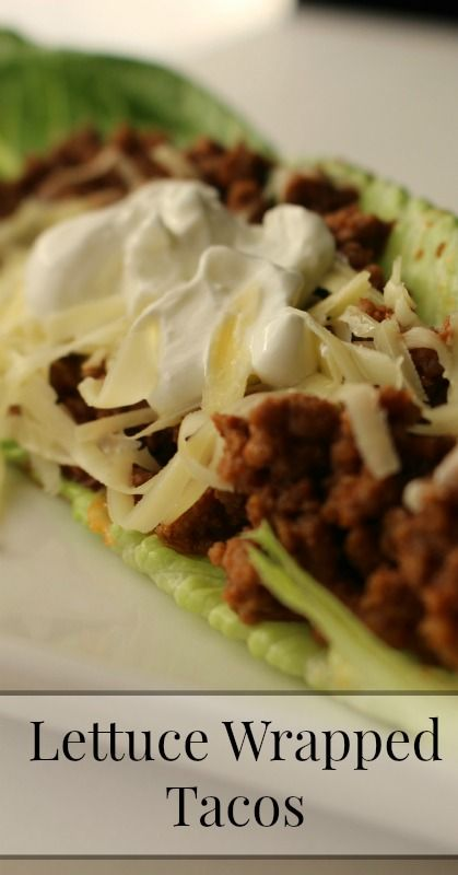 lettuce tacos lettuce wrapped tacos more easy lettuce wraps healthy ...