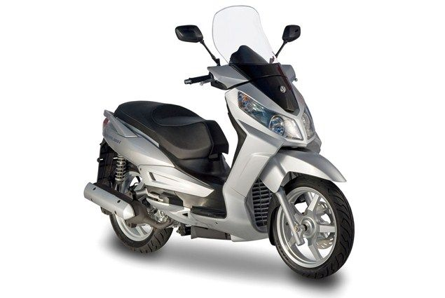 Top 10 maxiscooters under £3k - Sym CityCom 300 - Page 7 - Motorcycle Top 10s - Visordown