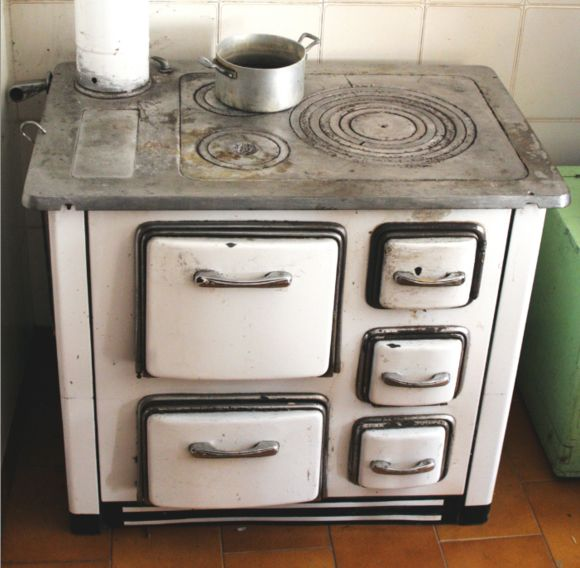 M s de 1000 ideas sobre estufa antigua en pinterest - Cocinas de lena antiguas ...