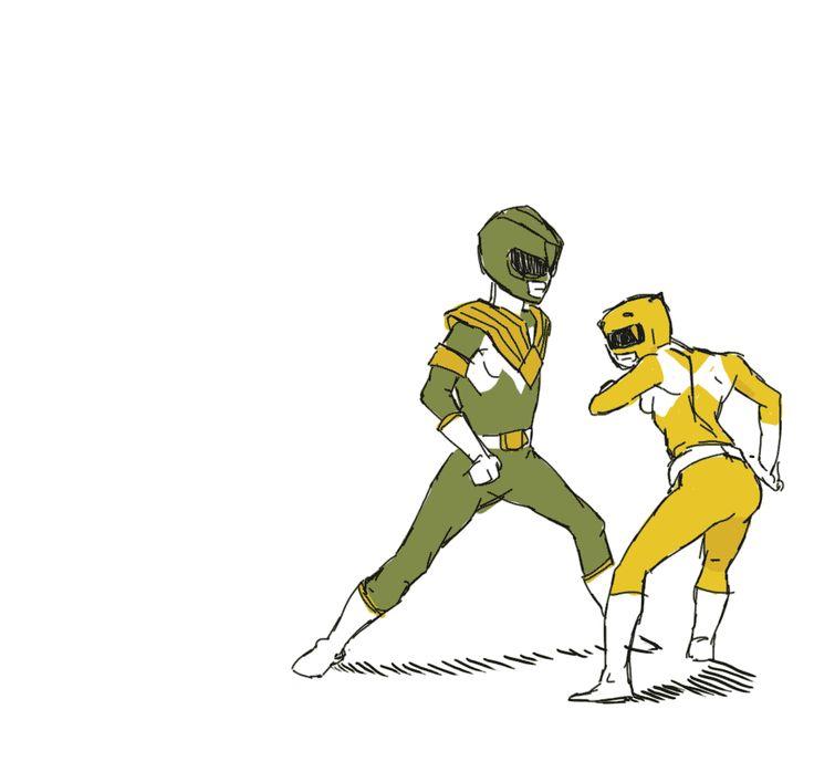 Power Rangers Training by @caiuscesar  #powerrangers #mightymorphinpowerrangers #mightymorphin #mmpr #mypowerrangers #itsmorphingtime #powerrangersthemovie #redranger #Rocky #Jason #90s #90skid #90sbaby #Cartoon #Comics #draw #desenho #sketch #dessin #drawing #rabisco #sketchbook #photoshop #workproud #handmade #animation #rotoscopy