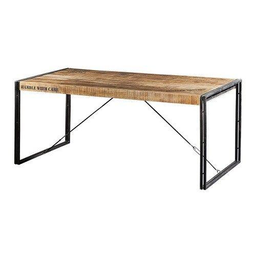 Ongemonteerd geleverd  Mooie tafel