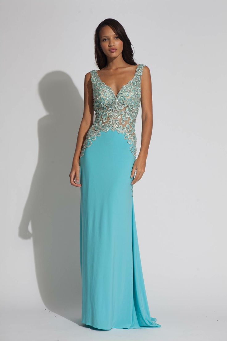Evening dress jovani 6528