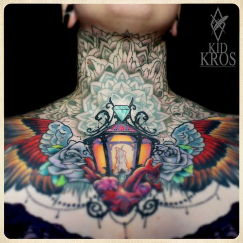 Amazing tattoo by Kid Kros, Casa Occulta https://www.facebook.com/kidkros https://www.facebook.com/casaocculta http://instagram.com/kidkros