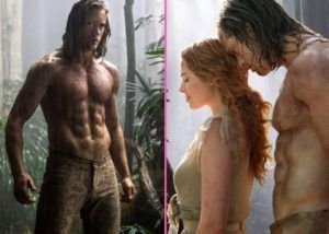 I saw Tarzan and this is my review after some wines ~ Mama Said ~ HILARIOUS!!!!!