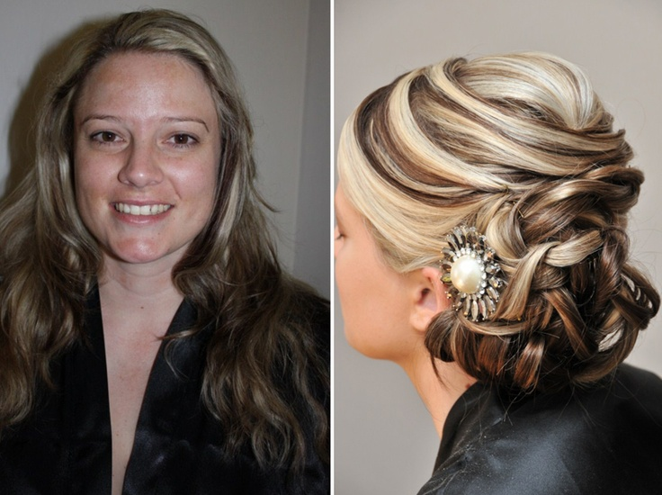 Lynette van Zyl  Hair and Make-Up Artist  Before & After  Photo 2