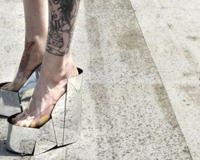 Le scarpe più strane della moda