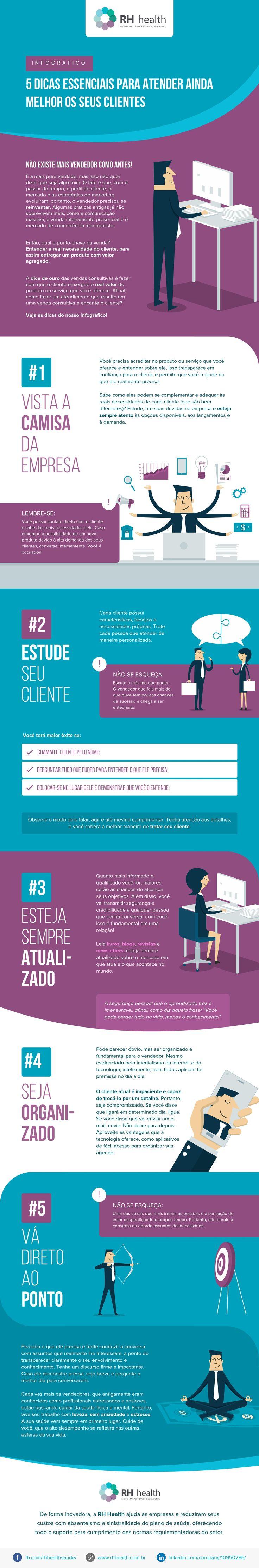 5 dicas essenciais para atender ainda melhor seus clientes