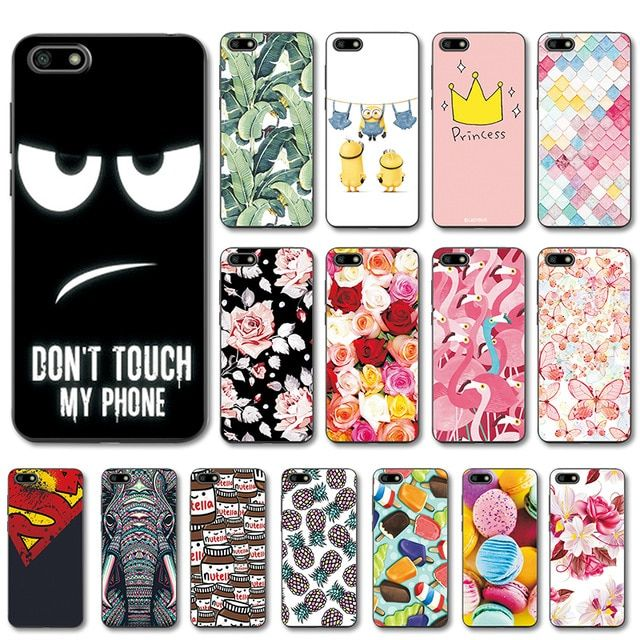 For Huawei Y5 Lite 2018 Y5Lite 2018 Butterfly Various Phone Case ...