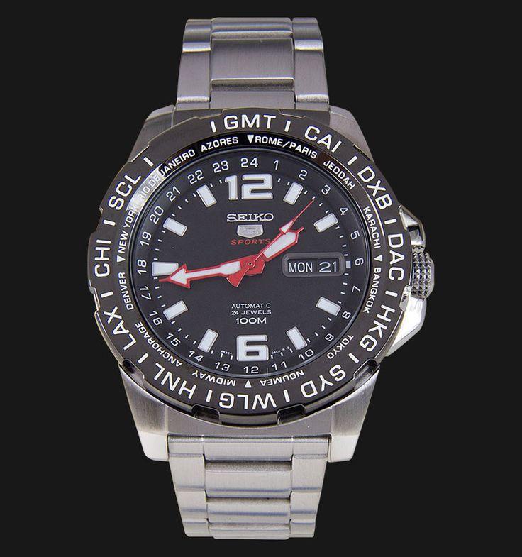 Rm600 Seiko 5 Sports SRP685K1 Automatic 24 Jewels 100M