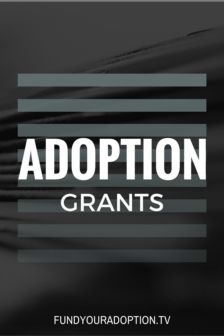 The Ultimate List of More Than 80 Adoption Grants!