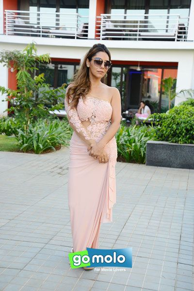 Gauri Khan at the Launch of 'Planet Hollywood' beach resort in Goa