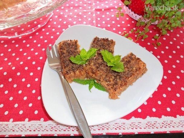 Rýchly jablkový koláč bezlepkový (fotorecept)