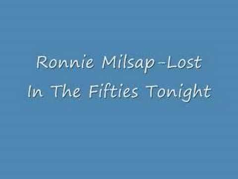 """Ronnie Milsap - """"Lost In The Fifties Tonight"""""""