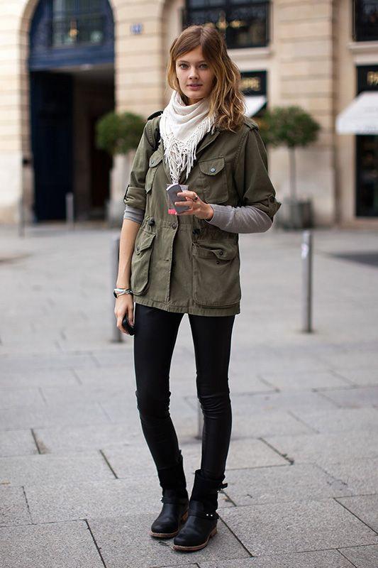 时尚的女人都该拥有的七件外套   Popbee - 線上時尚生活雜誌