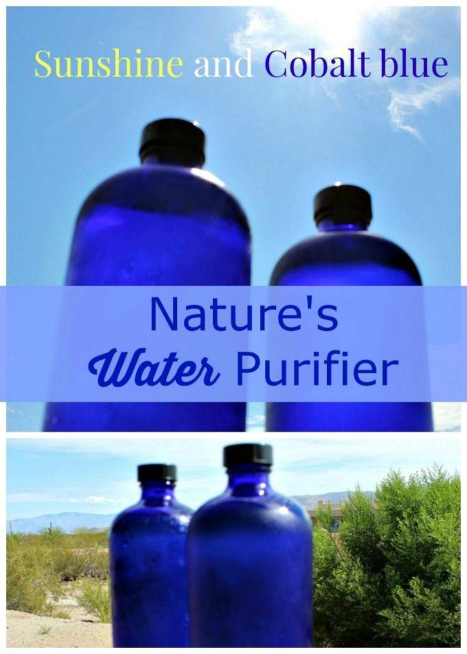 Nature S Sunshine Water Purifier