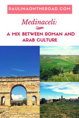 Discover the medieval town of Medinaceli, near Madrid/Spain. A quaint mix of Roman and Arab culture.