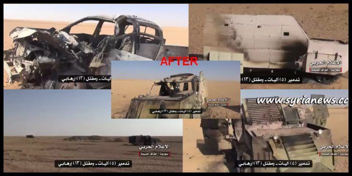 #SAA Foils #ISIS Attack near #Hmaimeh, #Homs - Video Included:  http://www.syrianews.cc/saa-foils-isis-attack-near-hmaimeh-homs/ #Saudi #Iraq #PMU #Syria #AlQaeda #FSA #Nusra #ISIS