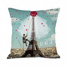 H's Dis moi oui - Paris, oh Paris, meine geliebte Stadt der Liebe! Einmal durchs Quartier Latin geschlendert, und schon hat man sich verguckt. Einmal die Champs Elysées entlangflaniert, und schon ist das Herz verloren. Einmal auf den Montparnasse gestiegen – adieu, Unschuld. Und manch einer erklomm den Eiffelturm als Junggeselle und war bei der Rückkehr auf festen Boden verheiratet! Nicht umsonst verdient diese Stadt den Ruf, den sie trägt.