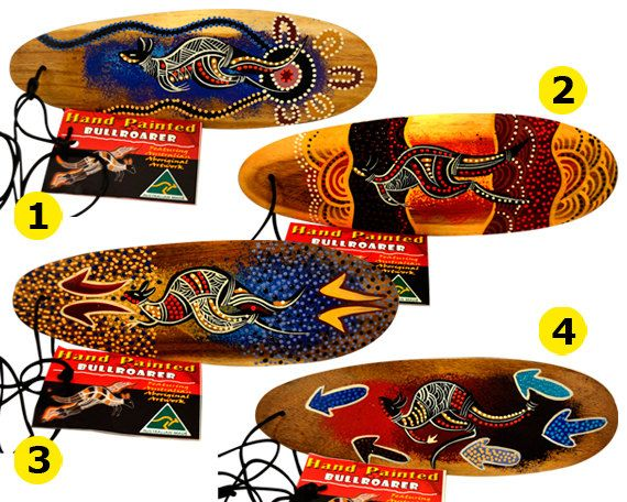 Australian Aboriginal Traditional Hand Painted by AboriginalOzArt It was used by Aboriginal people to send message over large areas to neighboring tribes.