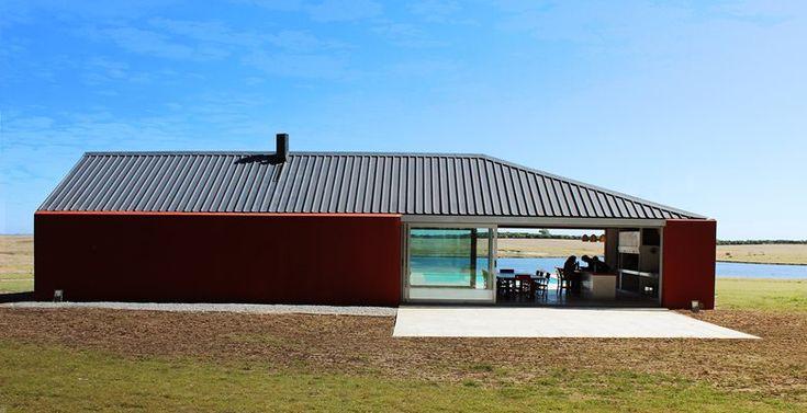 Pool House La Lunera, Dipartimento di Soriano, 2015 - Nicolás Pinto Da Mota Arquitecto