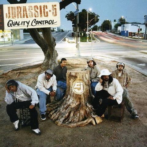 Jurassic 5 - Quality Control LP $55
