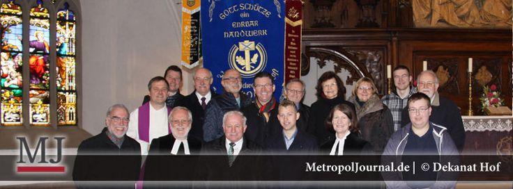 (HO) Gottesdienst im Zeichen des Handwerks - http://metropoljournal.de/?p=8929