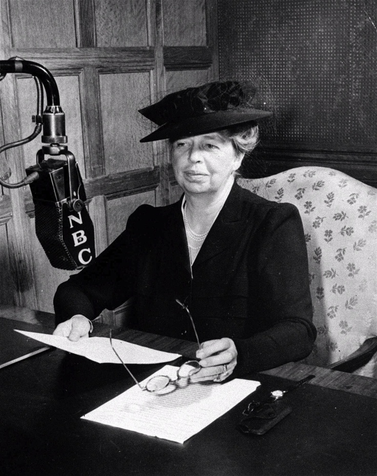Get inspired! The 20 Best Eleanor Roosevelt Quotations...