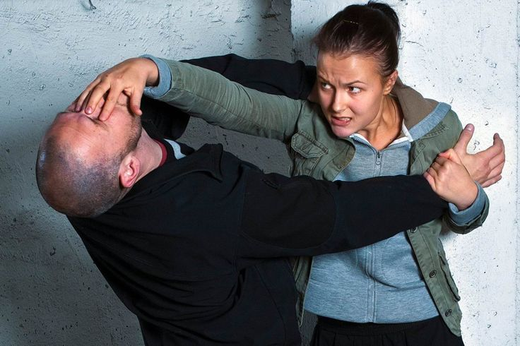 Self-defense  is a countermeasure that involves defending the health and well-being of oneself from harm.