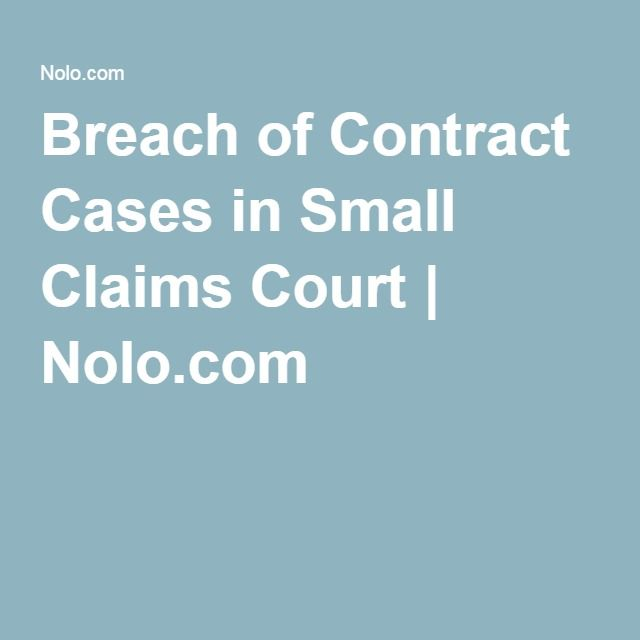 Best  Breach Of Contract Cases Ideas On   Hotel Room