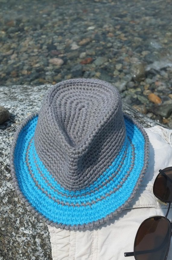 Baby Boy Fedora Hat Baby Boy Shower Gift Newborn by milazshop